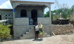 Rosemathe's new house