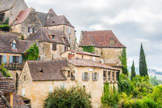 Le beau village de Beynac-et-Cazenac