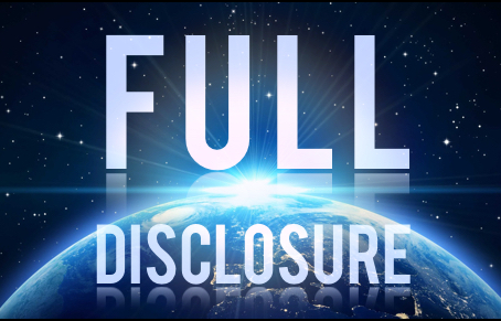 Demand Full Disclosure!
