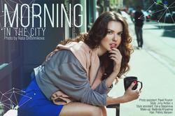 Morning in the city_ project by Nata Oreshnikova for the Dorohins Magazine ✨