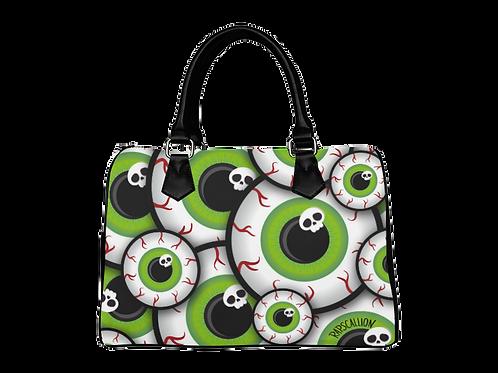 Eyeballs! Boston Bag