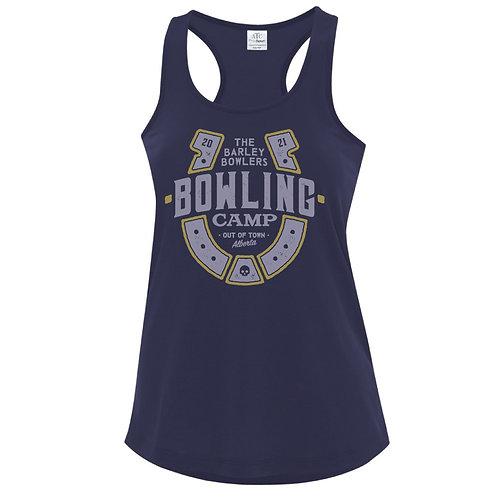 Ladies Bowling Camp Tank