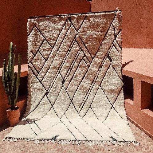 Moroccan Beni Ourain - Mondrian Carpet