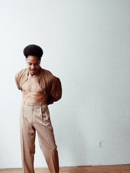 Guy Laroche Wool Trouser