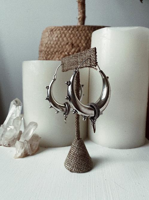 Earrings Y