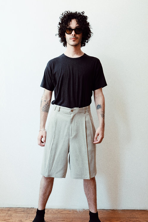 Lineage Silk Shorts