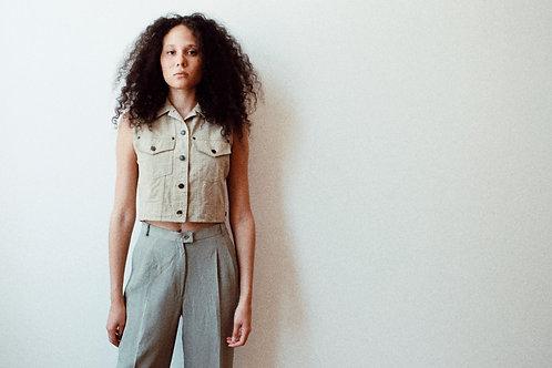 Lizwear Cotton Vest