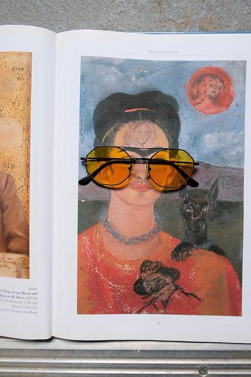Lola Yellow Glasses
