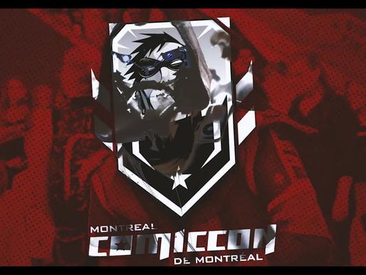 HEROICIS  sera au COMICCON de Montreal 2021