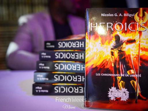 HEROICIS était  à MIAMI en Novembre 2019