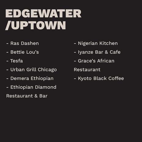 Edgewater/ Uptown