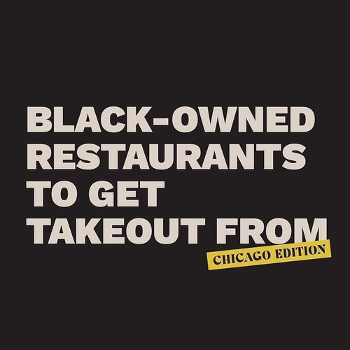 Black-Owned Restaurants To Get TakeOut From