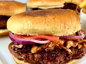 Korean BBQ Burger