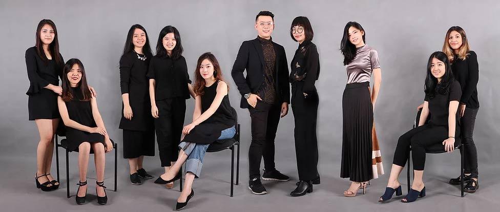 raffles institute of higher education designers and entrepreneurs