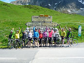 Cycling trips in the French Alps