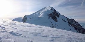 Mont Blanc Summit Ridge