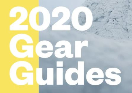 Kit! We all love talking about kit.  Our Gear Guide for the Steep Skiing Camps.
