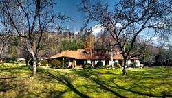 Chilean mountain lodge