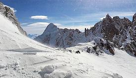 Col du Tour Noir, Chamonix