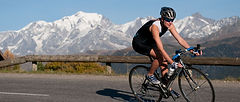 cycling tours in the Alps, Europe