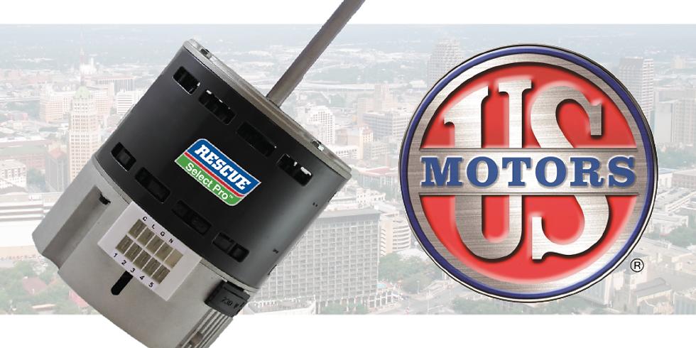 US Motors/Nidec Lunch & Learn - Houston Branch