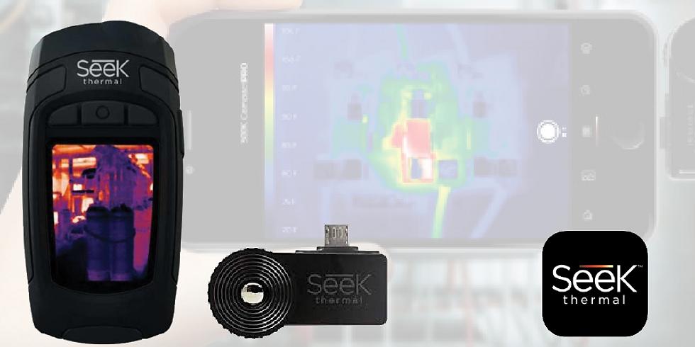 Seek Thermal Cameras - San Antonio