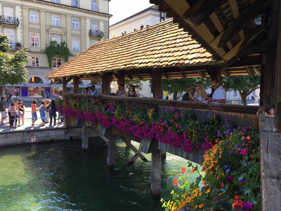 Ponte em Lucerna