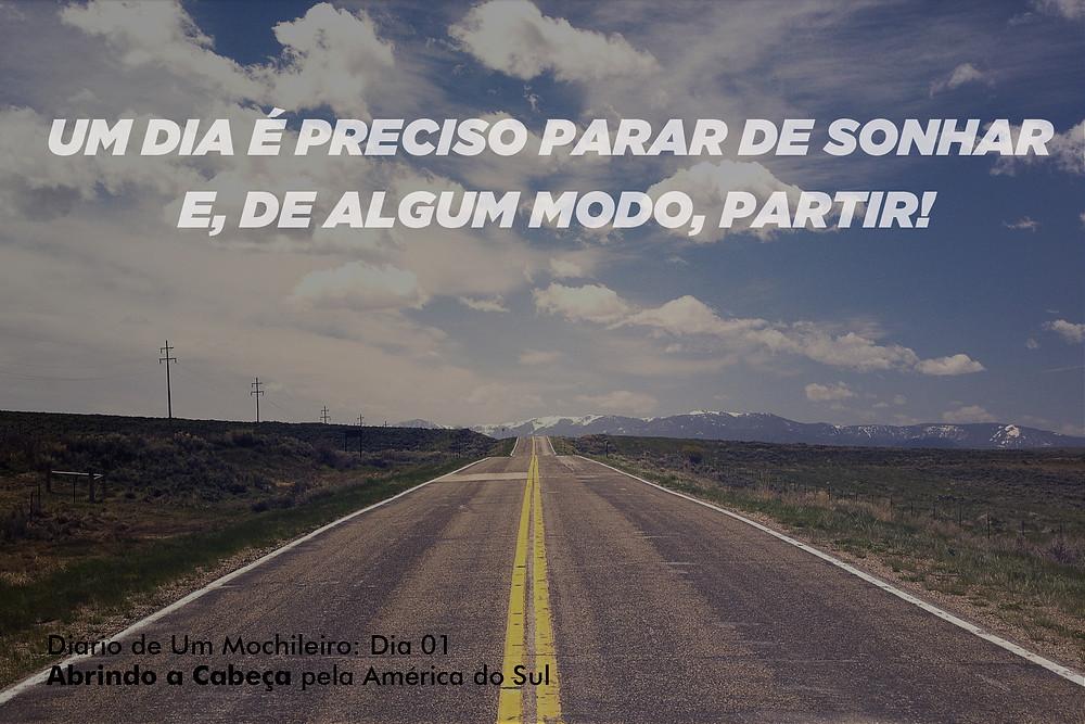Imagem de estrada