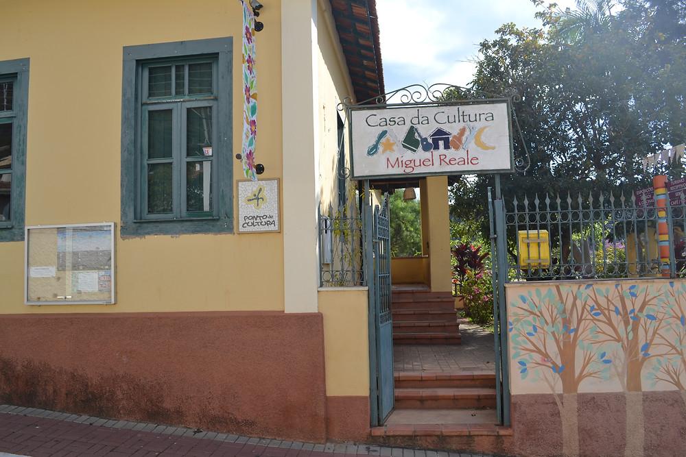Casa de Cultura Miguel Reale
