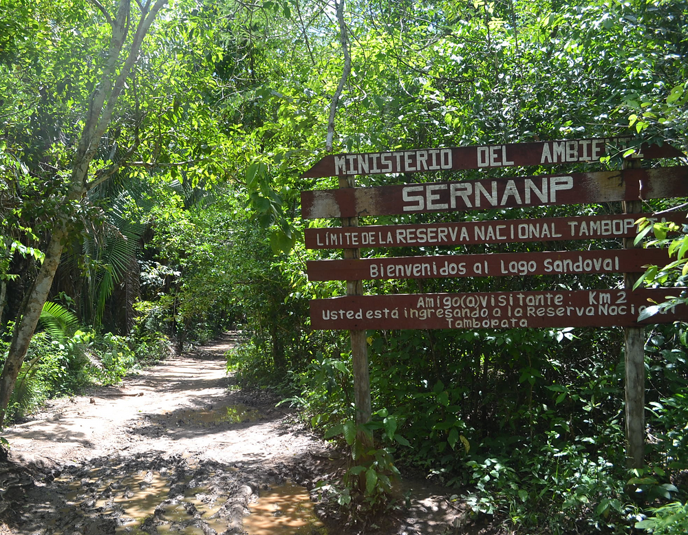 Reserva Natural Tambopata