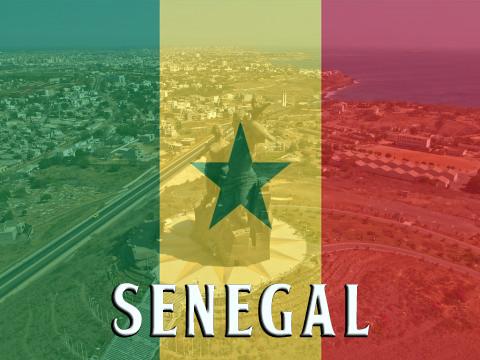 Senegal Bandeira
