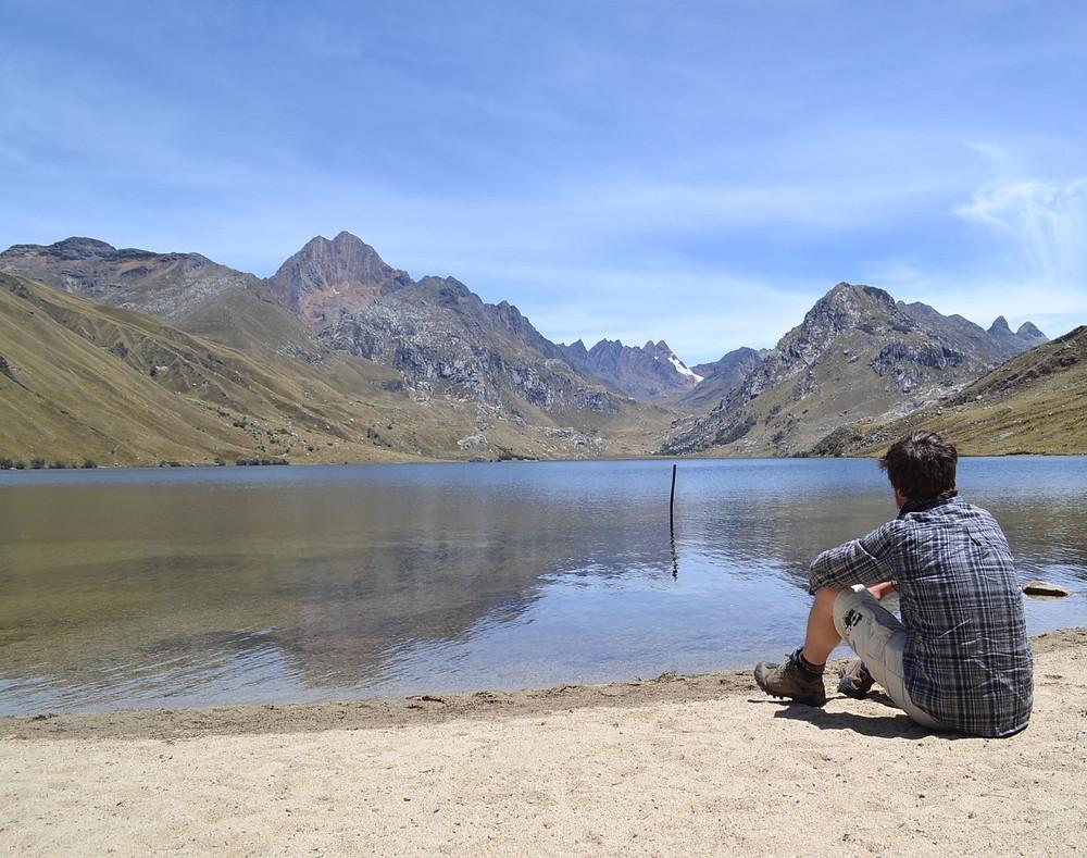 Laguna Querococha - Huaraz