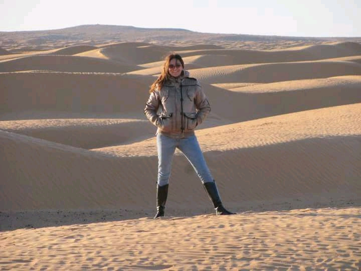 Meire no Deserto