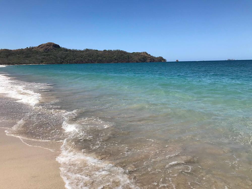 Playa Conchal - na região de Guanacaste.
