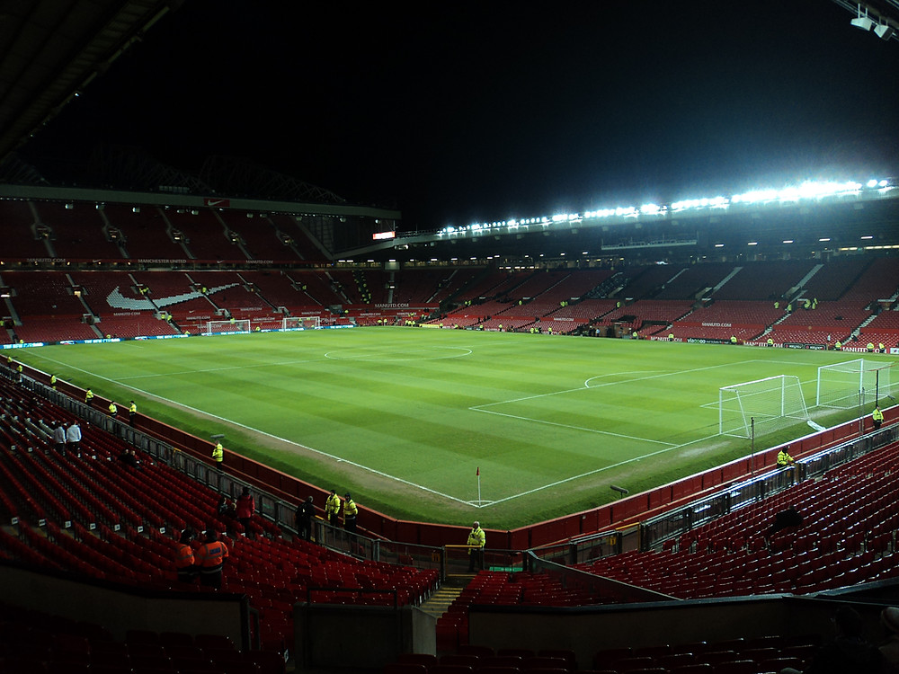 Old Trafford - Estádio do Manchester United