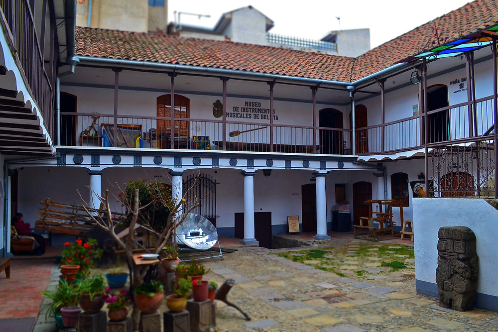 Museu de Instrumentos Musicais da Bolívia