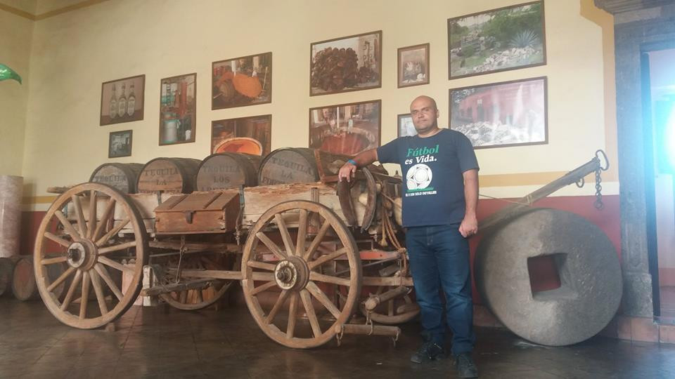 Tequila - Museu Abuelos
