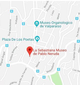 Maps La Sebastiana