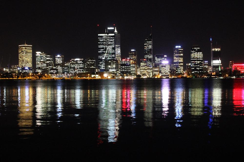 Swan River - Perth. Foto Tatiane Maduenho