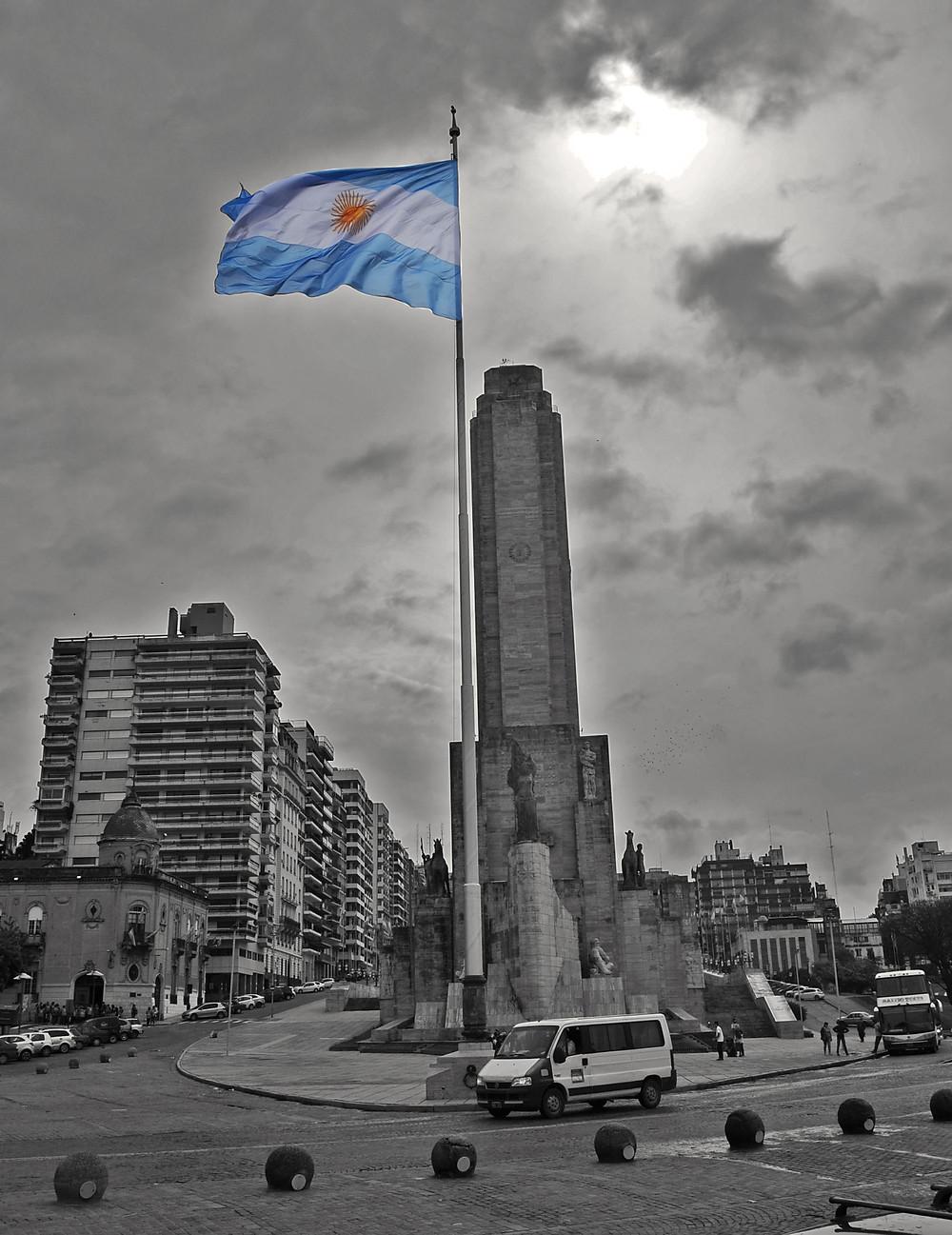 Monumento a Bandeira - Rosário