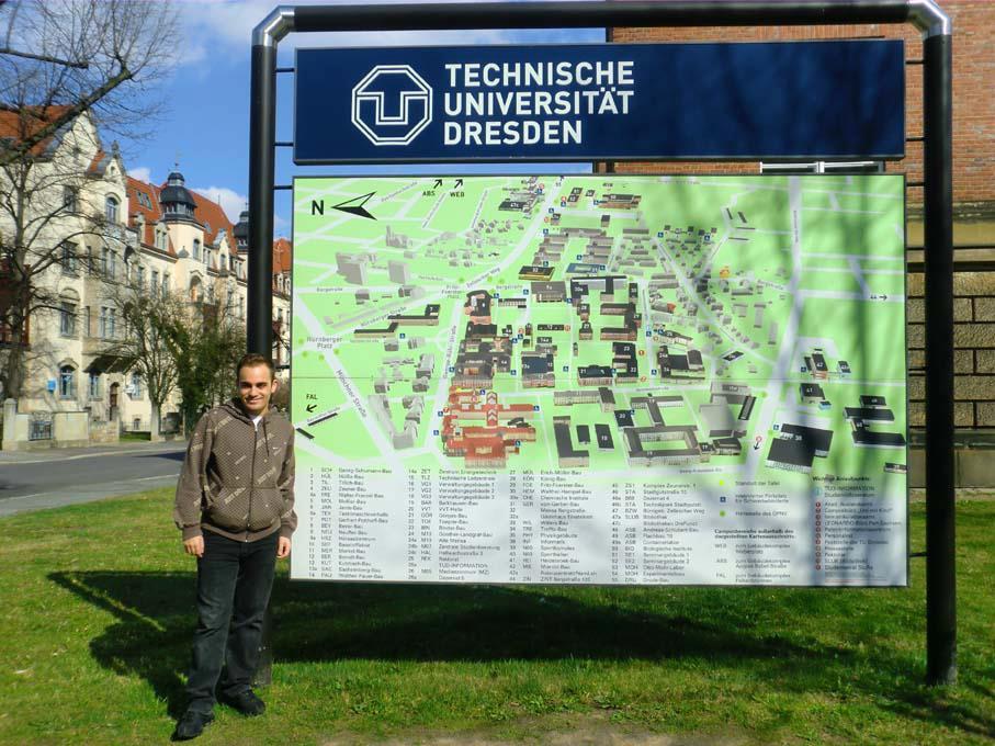 Universidade tecnologica de Dreden