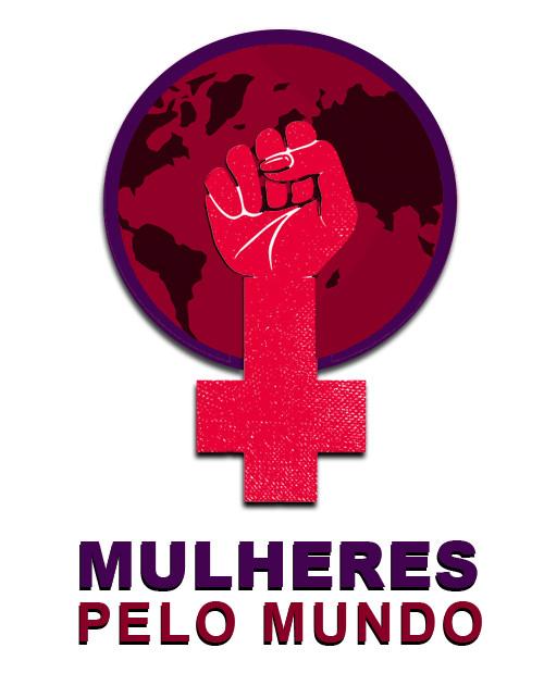 Logo Mulheres pelo Mundo.