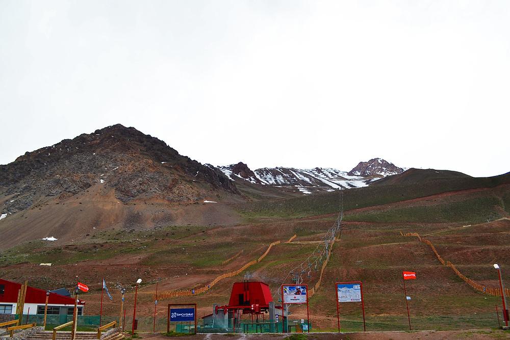 Estação de esqui - Mendoza