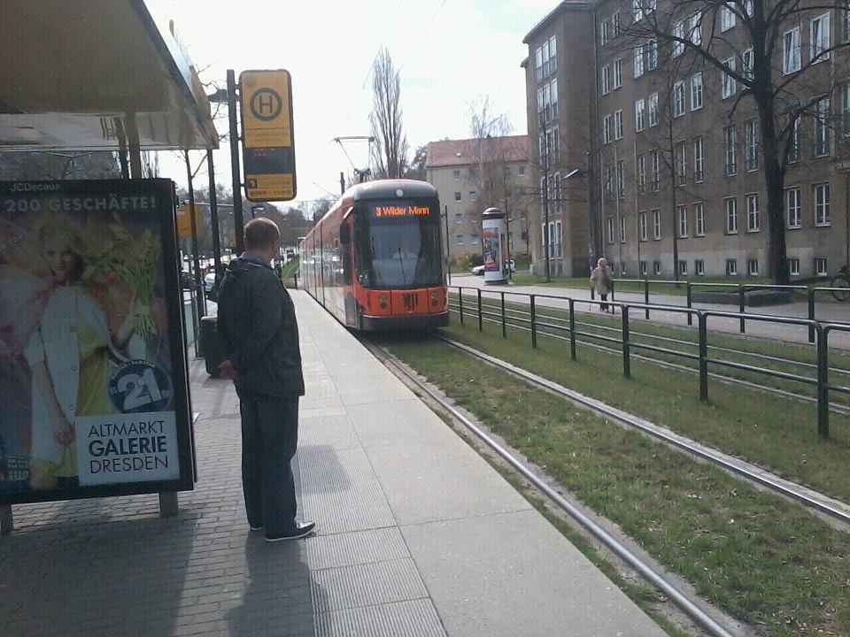 Bonde em Dresden