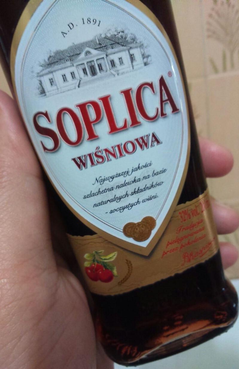 Garrafa de Vodka - Wisniowa