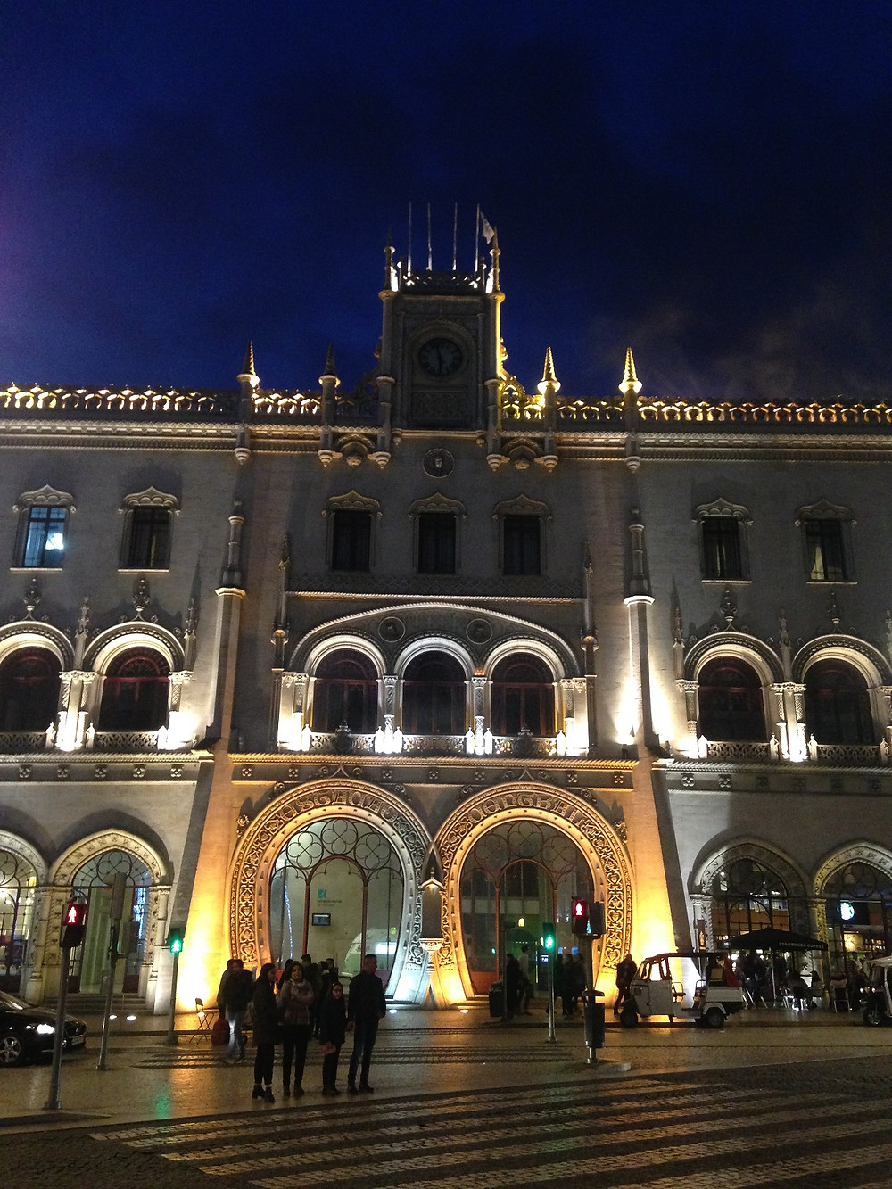 Estação do Rossio - Lisboa