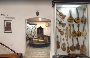 Foto Instrumentos Musicais. Google Maps