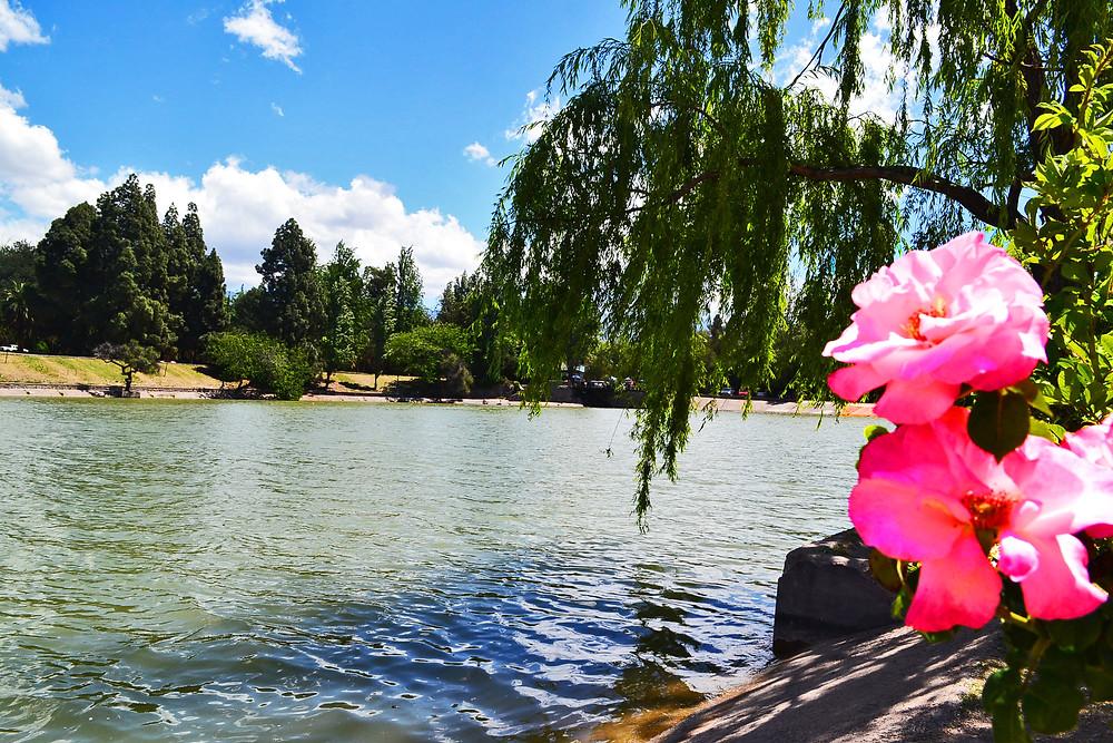 Lago Parque General San Martin