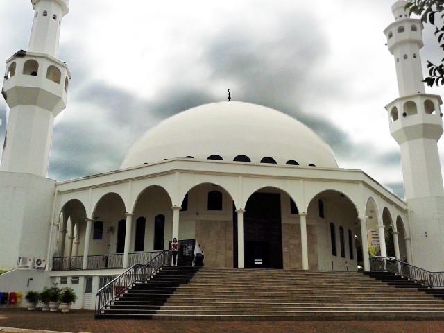 Mesquita Omar Ibn al Khatab