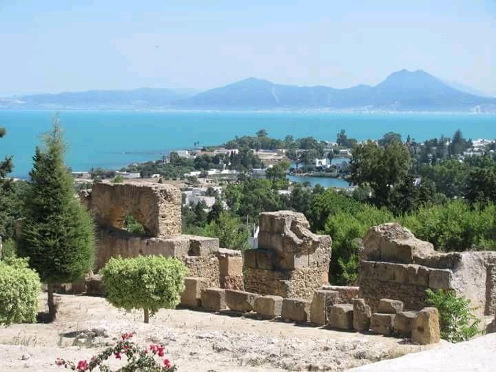 Cartago em Tunis